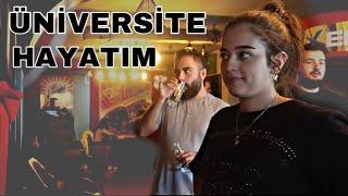 Gambar cover ÜNİVERSİTE HAYATIM 2 📚🍽  #vlog11 #atılımüniversitesi #hazırlık