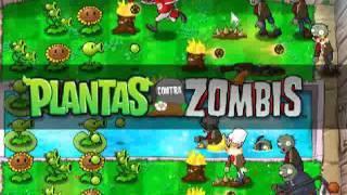 comencemos de nuevo!!!!!!plantas contra zombies -lanza guisantes
