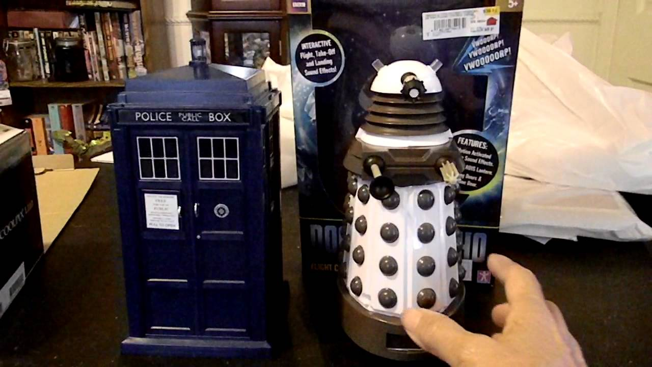 dalek alarm clock instructions