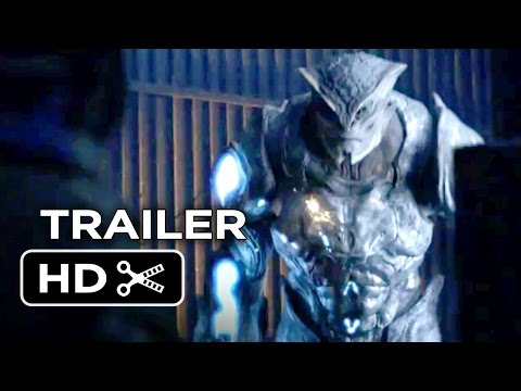 Alien Outpost Official Final Trailer 1 (2015) - Sci-Fi Movie HD