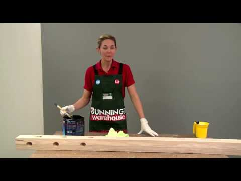 How To Make A D.I.Y. Wooden Coat Rack - D.I.Y. At Bunnings