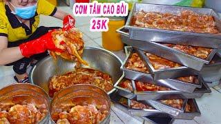 Chủ quán Cơm Tấm Sài Gòn chia sẻ cách ướp thịt màu đẹp không bị khô
