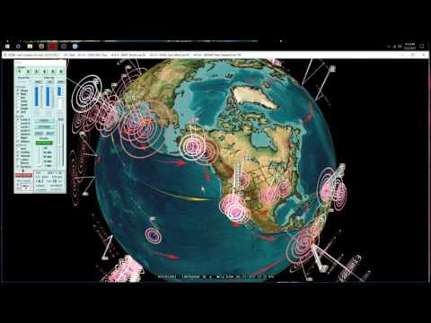 7/22/2017 -- Taiwan West Pacific Hit as expected -- Silence during the seismic storm?