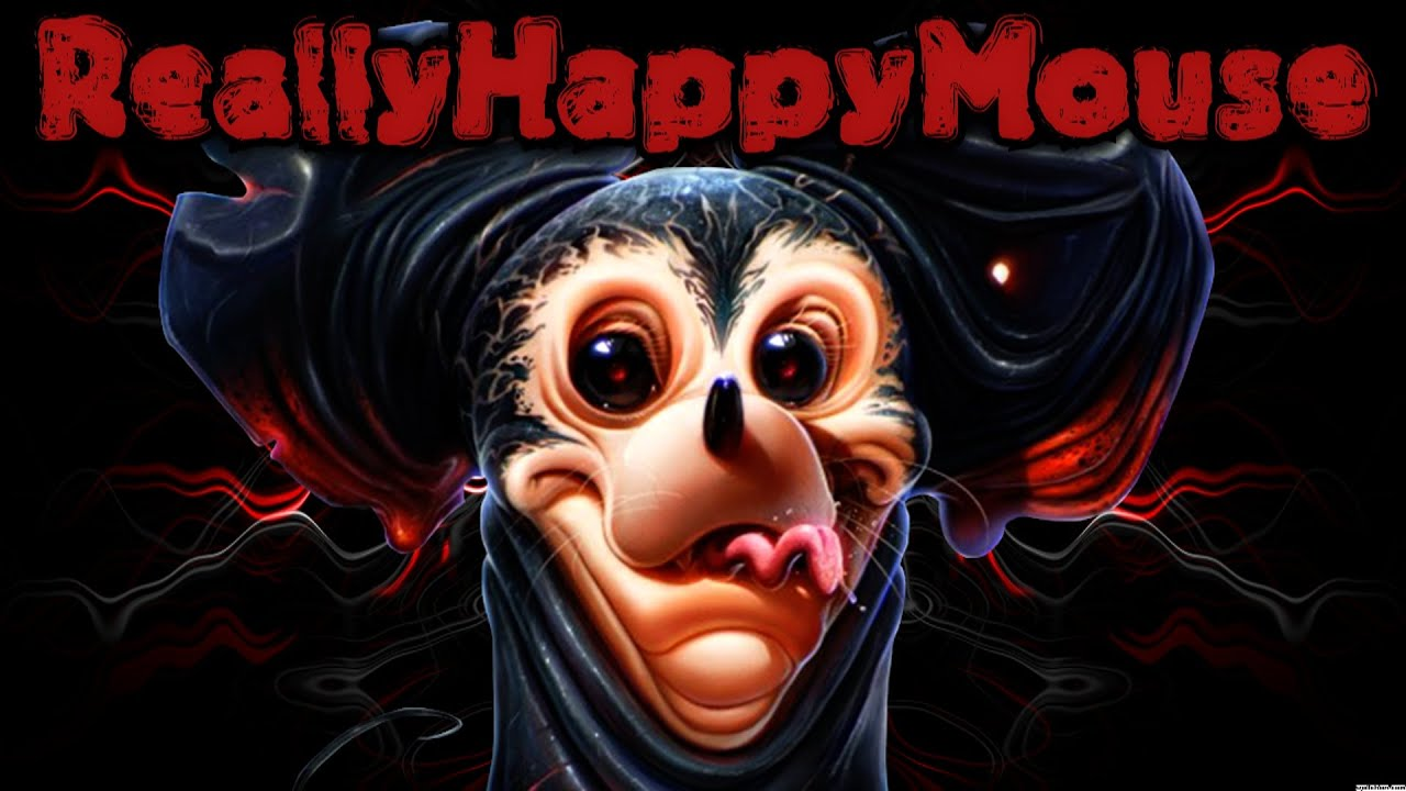 Really Happy Mouse [Suicide Mouse 3] - Mickey's Dark Thoughts! - YouTube