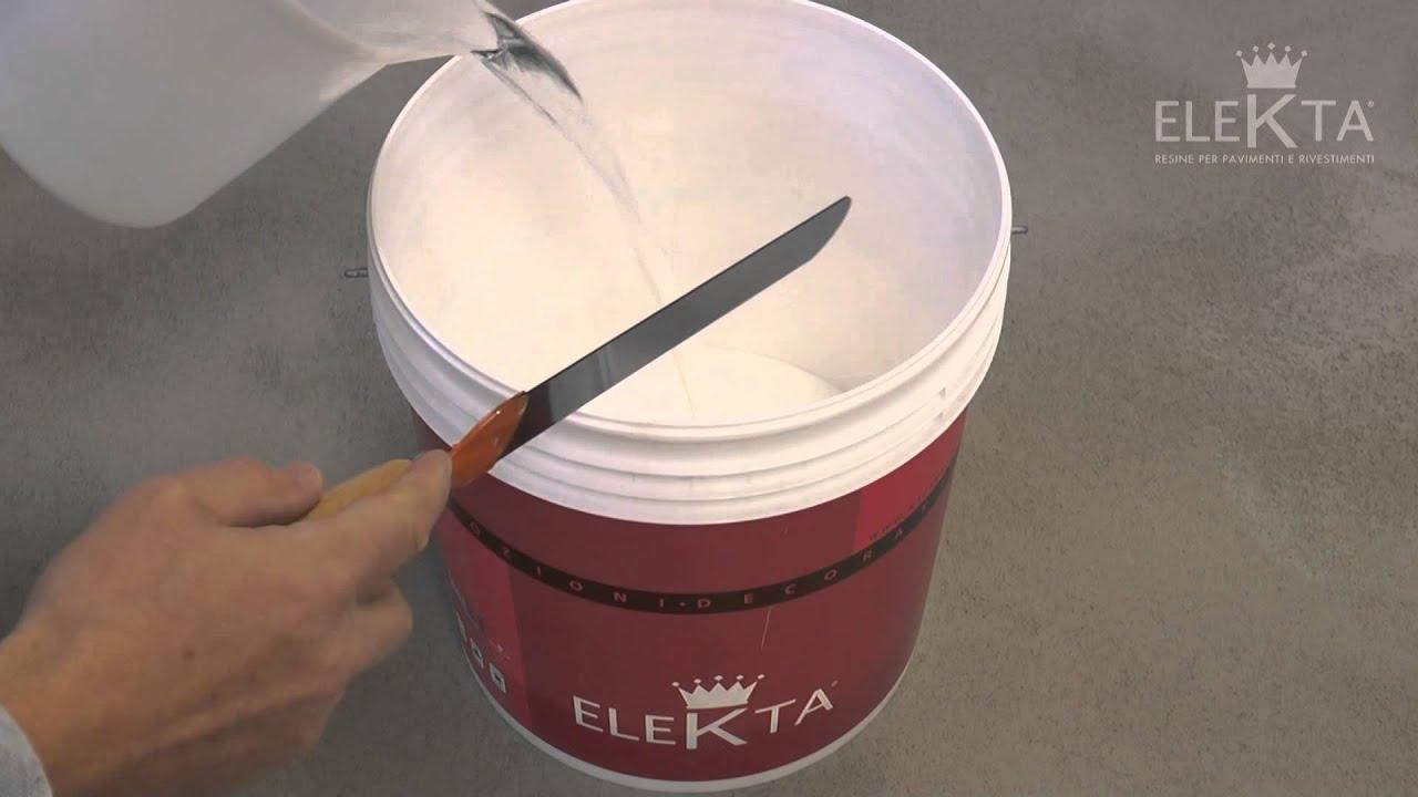 Preparazione supporto pavimento in legno resina elekta for Resina elekta
