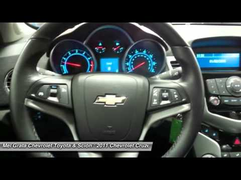 2011 Chevrolet Cruze Hermitage Pa 72332a Youtube