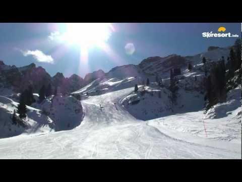 Cortina d'Ampezzo Ski Resort | Highlights from Skiresort.info