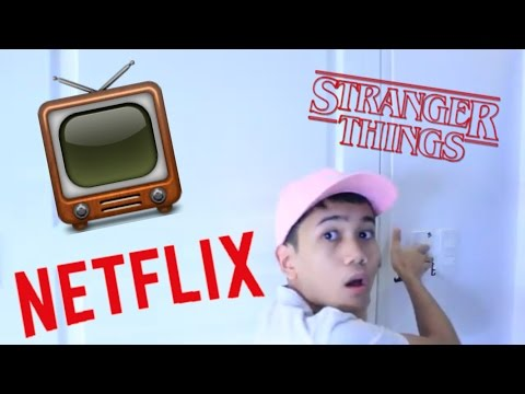 5 Stages of TV Show Obsession (ft. Stranger Things)