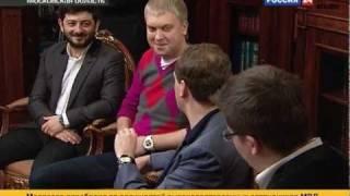 Comedy Club у Дмитрия Медведева 1 апреля 2011г.