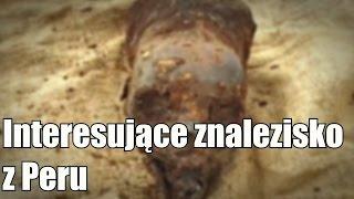 Wydłużona czaszka kultury Paracas została odnaleziona wPeru
