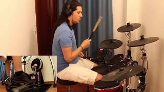 Jose- Runa llena (drum cover de Mägo de oz)