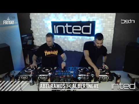INTED Electronic Music School & Abel Ramos X Albert Neve Friyay Teatro Barceló