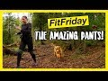 THE BEST Running Pants + Workout With Me! #FitFriday