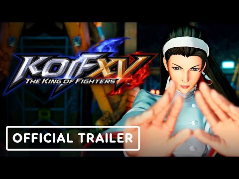 King of Fighters 15 - Chizuru Kagura: Official Character Trailer