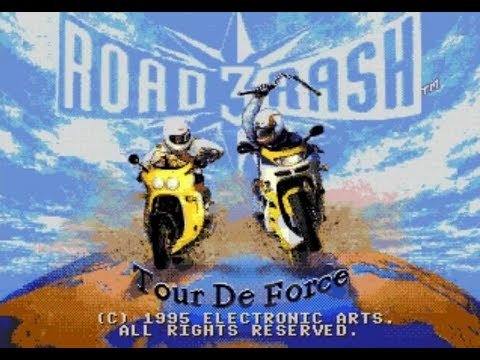 Road Rash 3 Music United Kingdom Mega Drive
