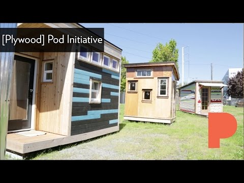 Exhibition Feature: [Plywood] Pod Initiative