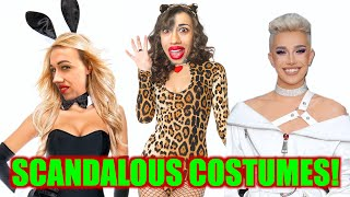 THE MOST SCANDALOUS HALLOWEEN COSTUMES EVER!!!