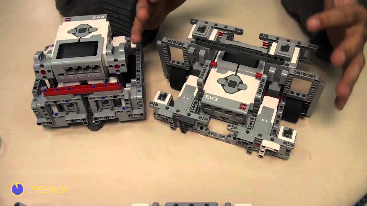robot design ideas for chassis with mindstorms ev3 base 5