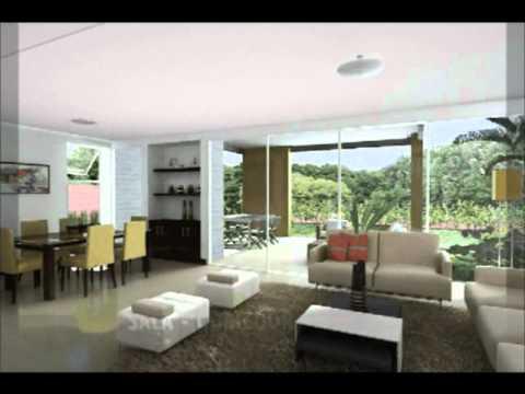 Casas y lotes campestres cali colombia ciudad campestre for Modelos de casas campestres modernas