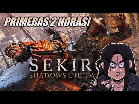 Primeras  Horas de Sekiro: Shadows Die Twice con Hagen Wolfhowl