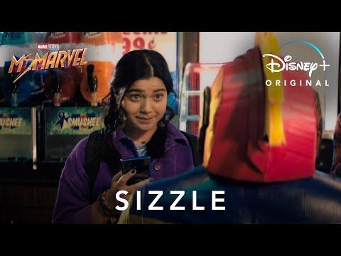 Sizzle | Ms. Marvel | Disney+