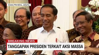 Presiden Jokowi Bertemu Sejumlah Tokoh Bahas RKUHP & Aksi Massa, Ini Hasilnya!