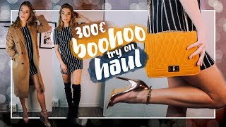 💸👸 300€ BOOHOO TRY-ON HAUL // JustSayEleanor (Lookbook, Outfit Inspiration, Style)