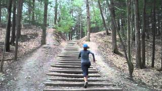 Hill Sprints, Trail Running Conditioning begins! Part 3!