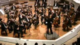 Handel Water Music,  mvt. Alla Hornpipe. Conductor Rimma Sushanskaya.