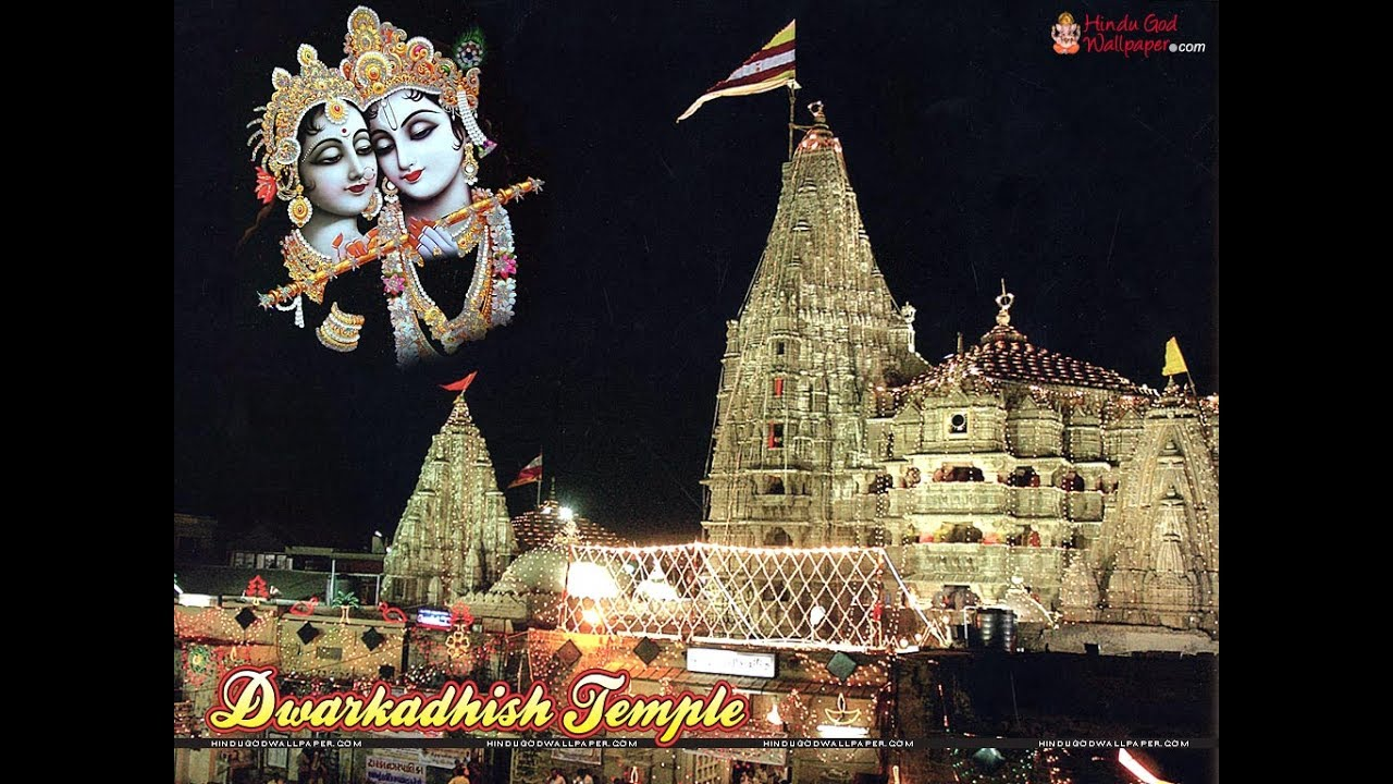 Beautiful God Dwarkadhish Nice Whatsapp Dp Wallpapers Youtube