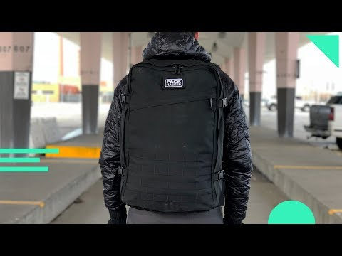 GORUCK GR3 Review | Nearly Indestructible, Durable 1 Bag Travel Backpack