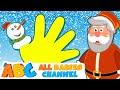 Christmas | Christmas Finger Family Song | Christmas Songs For Kids | All Babies Channel