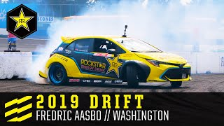 Fredric Aasbø | Formula Drift Round 5 - THROWDOWN