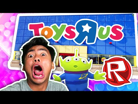 Thumbnail: ESCAPING TOYS R US | Roblox