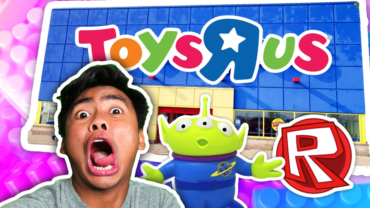 escaping toys r us roblox youtube. Black Bedroom Furniture Sets. Home Design Ideas