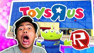Escaping Toys R Us  Roblox
