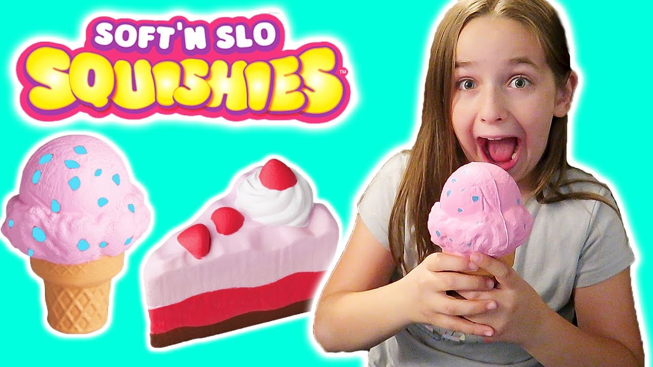 Squishy Mushy Target : Shopping for GIANT Jumbo Squishies at Target SOFT N SLO Orb Squishies - YouTube