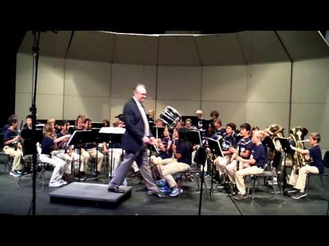 Manhattan Beach Honor Band at the Forum Music Festival 4/30/16