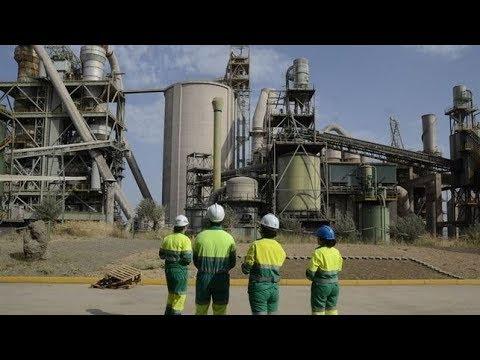 Fabrica de Cemento Potosi ((AVANCES)) / Julio 2018