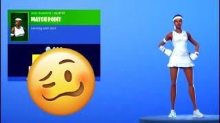 "UGLY ""Match Point"" Skin! Fortnite Season 9 Daily Item Shop [June 30th] Fortnite New Skins"