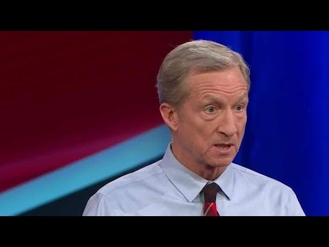Tom Steyer's Weak Response To Buying His Way On The Debate Stage