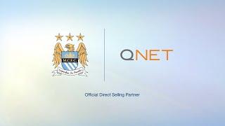 QNET Directors Visit Manchester City's Etihad Stadium