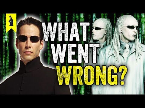 The Matrix Reloaded: What Went Wrong? – Wisecrack Edition