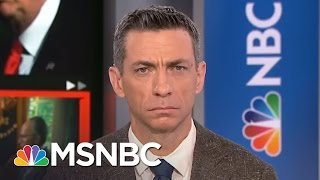 Ex-FBI Agent Clint Watts On James Comey Firing: Signal To Everyone Is 'Watch Your Back' | MSNBC