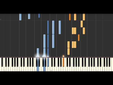 Ave Maria Caccini (Vavilov) - Piano Tutorial