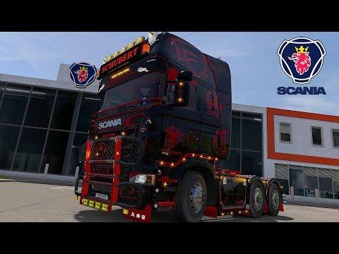 Ets2 V1 30 I Mod Offizielles Cml Pack New Scania S