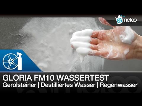 Gerolsteiner sprudel destilliertes wasser regenwasser test