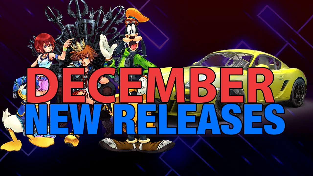 New Game Releases For Ps4 : Ps december new games releases youtube