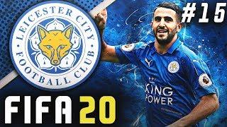 SIGNING RIYAD MAHREZ!! - FIFA 20 Leicester Career Mode EP15