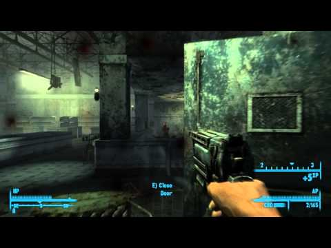 Let's Play Fallout 3 Ep.3 Chinese Officer's Sword!